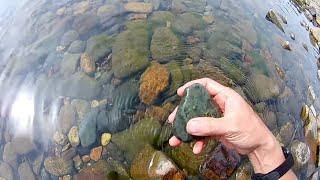 Săn đá quý , tìm kiếm đá Sapphire và  Rubies , rất vất vã