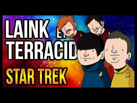 LES YOUTUBERS SAUVENT LA GALAXIE (ft. Amixem, Cyril - Star Trek VR)