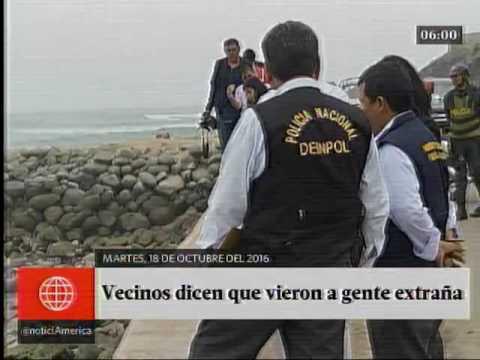 América Noticias: Primera Edición - 18.10.16