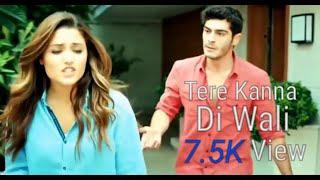 Tere Kanna Di Wali By Omer Dj Music mix By Amroz Khan
