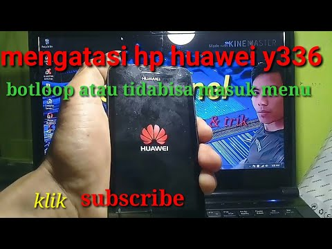 cara-instal-ulang-hp-huawei-y336