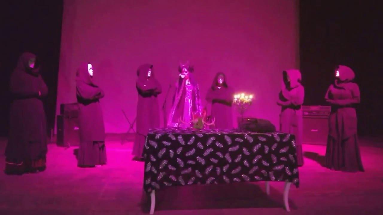 vampire Blood rituals