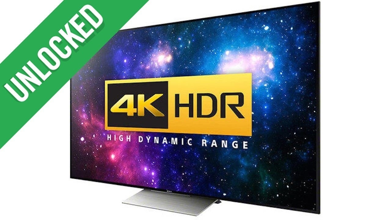 xbox one s and 4k hdr tv what you need to know unlocked youtube. Black Bedroom Furniture Sets. Home Design Ideas