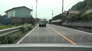 国道118号 その5 福島県棚倉町→塙町→矢祭町