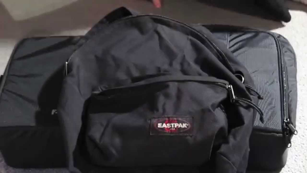 5a48c32f14e2 F-Stop Medium Shallow ICU and Dakine Mission Photo insert in an Eastpak -  YouTube
