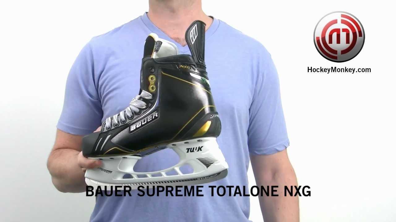 Bauer Supreme Totalone Nxg Skates