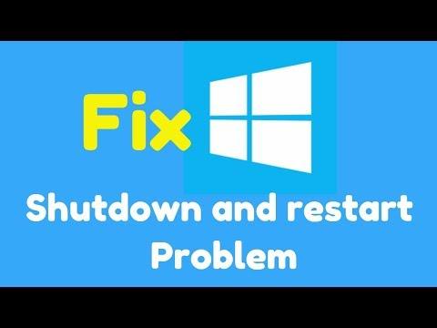 How To Fix Auto Shutdown And Restart Problem Windows 10 [ 2 Easy Ways]
