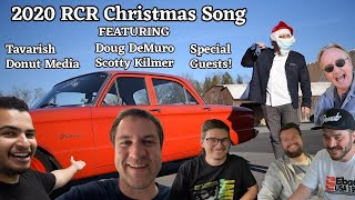 """homepage tile video photo for """"Essential Elves"""" 2020 RCR Christmas Song - feat.  DeMuro, Tavarish, Donut Media and  Guests"""