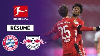 🇩🇪 Résumé - Bundesliga : Le Bayern et Leipzig font le show !