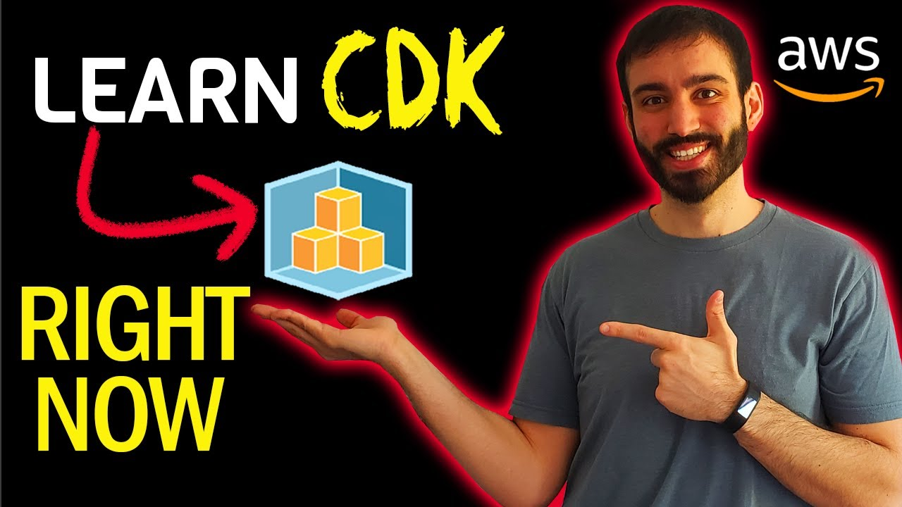 An Introduction to AWS CDK (and why you should be using it!)