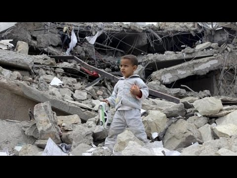 US Covering Up Saudi War Crimes?