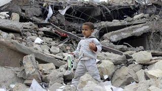 US Covering Up Saudi War Crimes?