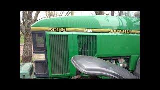 problema aire acondicionado tractor john deere 7800 solucion a campo Mp3