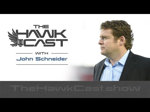 John Schneider: General Manager, Seattle Seahawks - The HawkCast