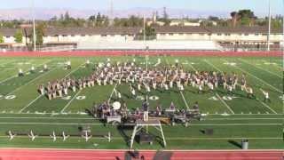 2012 LHSMB @ FUHSD Expo (Afternoon Show)