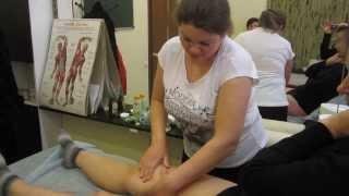 Курсы антицеллюлитного ручной массажа в Киеве, учебный центр