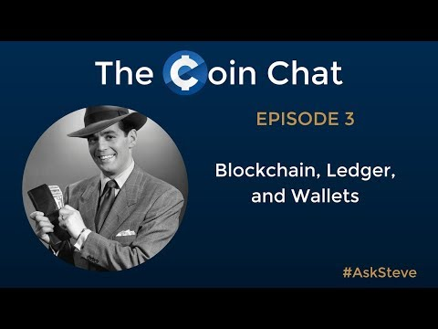 Blockchain, Ledger, And Wallets