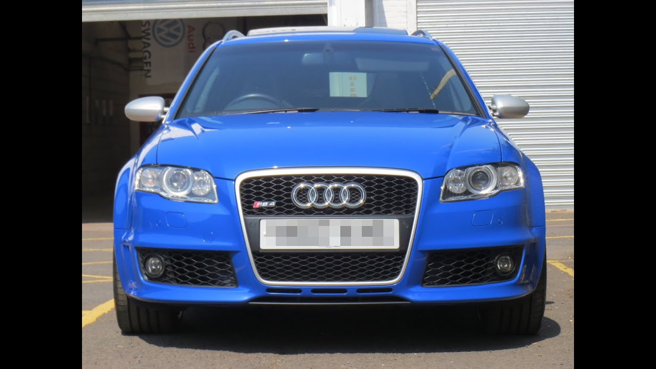 2007 audi rs4 avant quattro review with buying tips by andrew chapple of volkswizard youtube