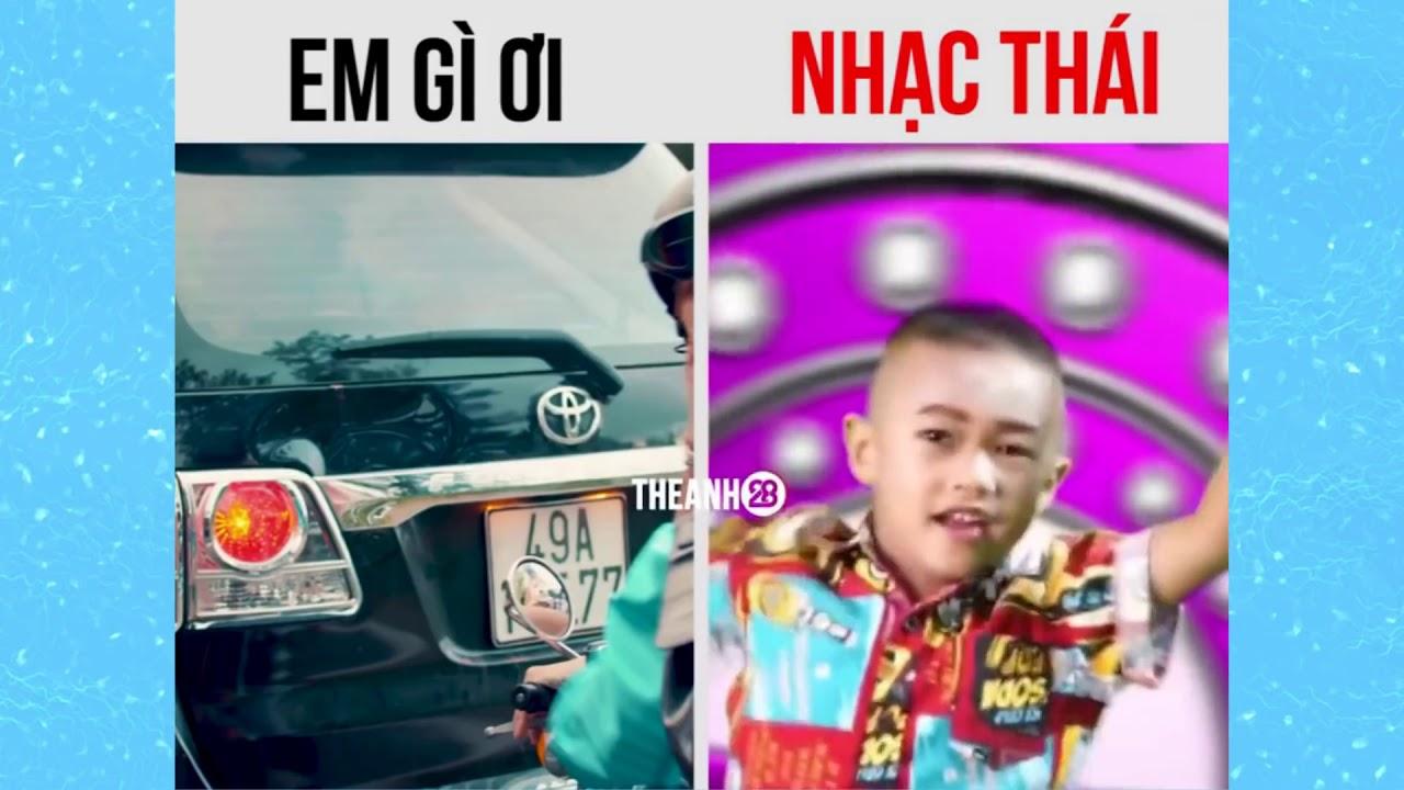 EM GÌ ƠI (Jack) giống thiếu nhi Thái Lan - Nghi vấn đạo nhạc - YouTube