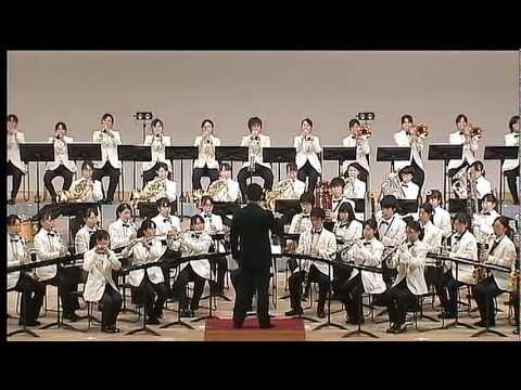 Paganini Variations : Inagakuen Wind Orchestra