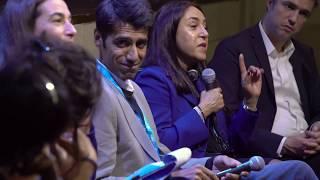 UNICEF Innocenti Film Festival 2019 Q & A w/ Hossein Farrokhzadeh, Amelia Nanni & Ramya Subramanian