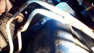 1966 Ford Mustang Underside Mechanical Inspection