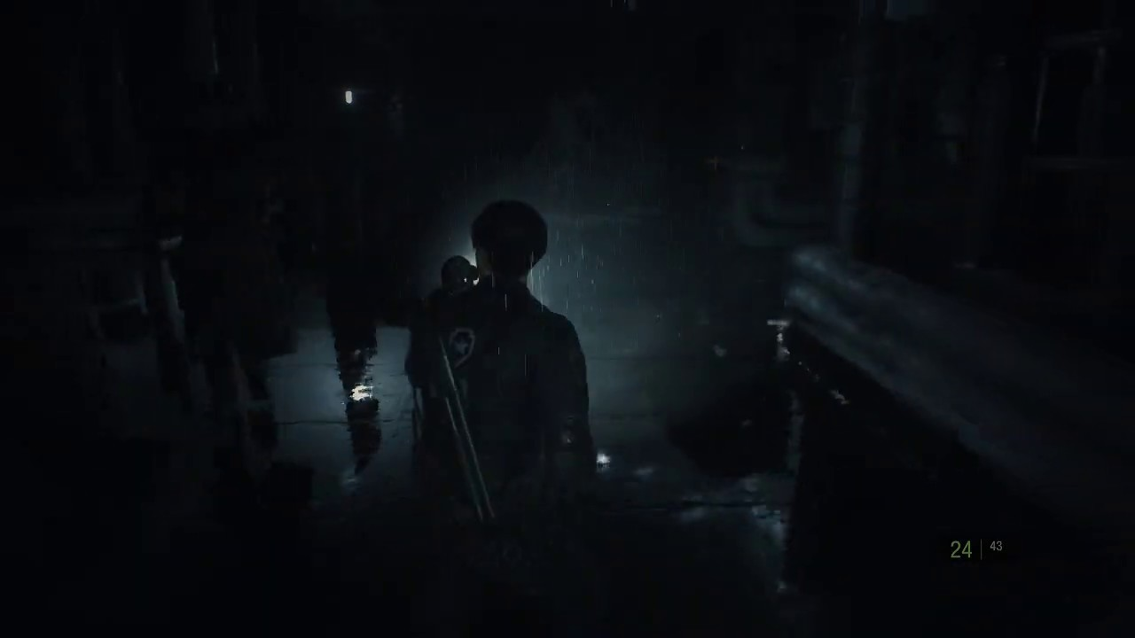 Best Resident Evil 2 Remake mods: Terrifying Tofu, camera angles