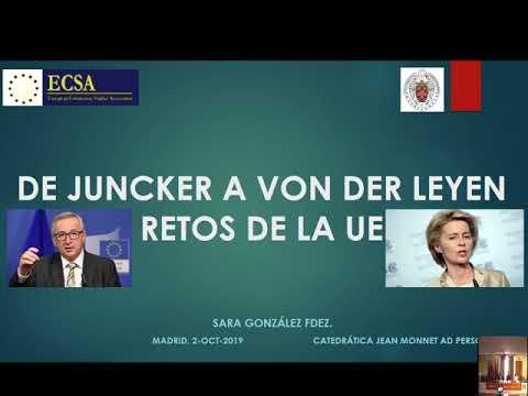 """Conferencia De Facultad """" Habla De Europa En Tu Universidad"""""""