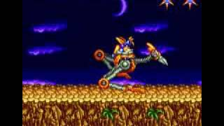 Sparkster (SNES) - Stage 3