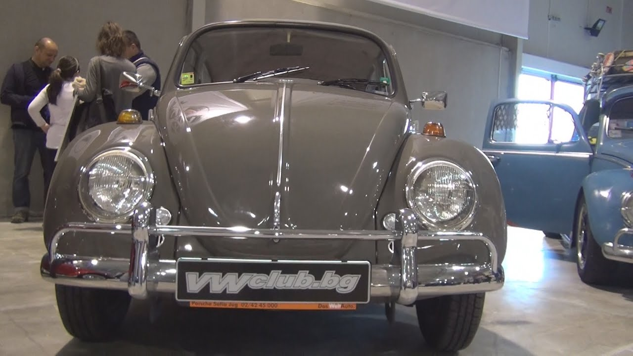 Volkswagen Beetle Automatic 1969 Exterior And Interior In 3d Youtube