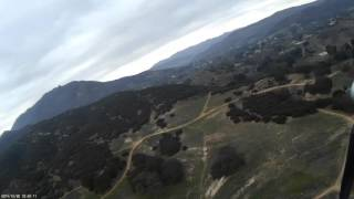 Nan Orion RC Sailplane At Paramount Ranch