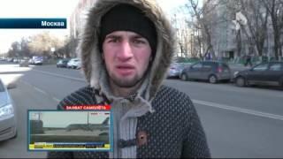 Смена украденных номеров переросла в перепалку с полицейскими в Москве