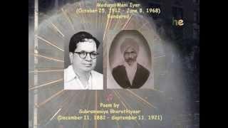 Vellai Thamari Poovil Iruppall ♫ Madurai Mani Iyer renders Bharathiyar song ♫ English Translation