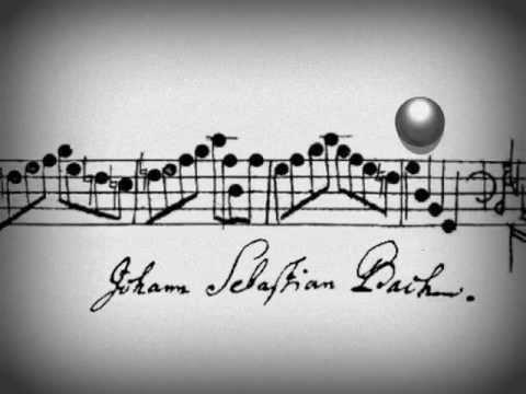 JS Bach  BWV 1079 Canon Cangrejo en  Banda Moëbius.wmv