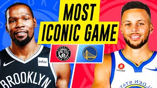 In today's video we take a look at the brooklyn nets vs golden state warriors | iconic highlights over years.we hope you enjoy video!thanks for watch...