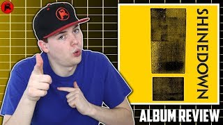 SHINEDOWN - ATTENTION ATTENTION | ALBUM REVIEW
