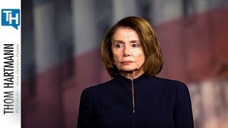 The Hidden Reason Corporate Democrats are Trying to Take Down Nancy Pelosi