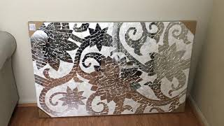 Amazing Bling Wall Decor|home Goods|pier 1|ross||modelchickny