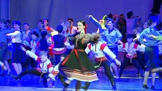 Хореографический ансамбль «Раздолье» отметил 60-летний юбилей. Апрель 2021 год.