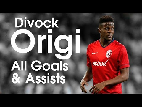 Divock Origi -  All Goals & Assists 2014/15 - HD