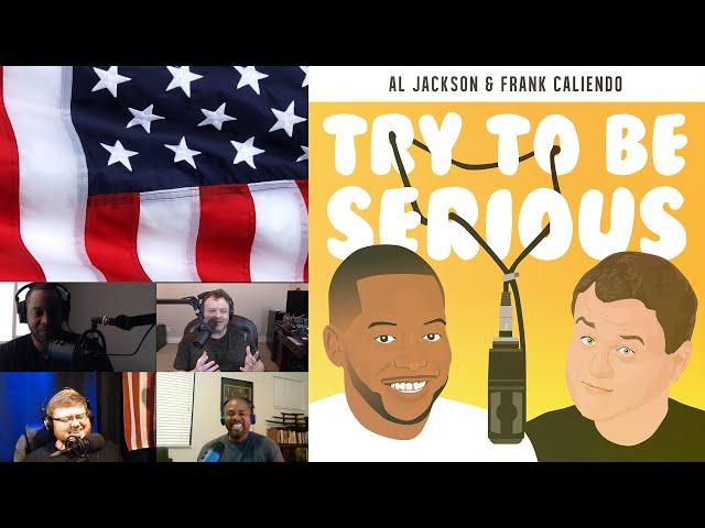 91b9871197b Chris Spangle on Al Jackson   Frank Caliendo Try To Be Serious