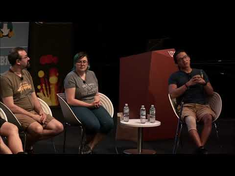 Panel: Meltdown, Spectre, and the free-software community