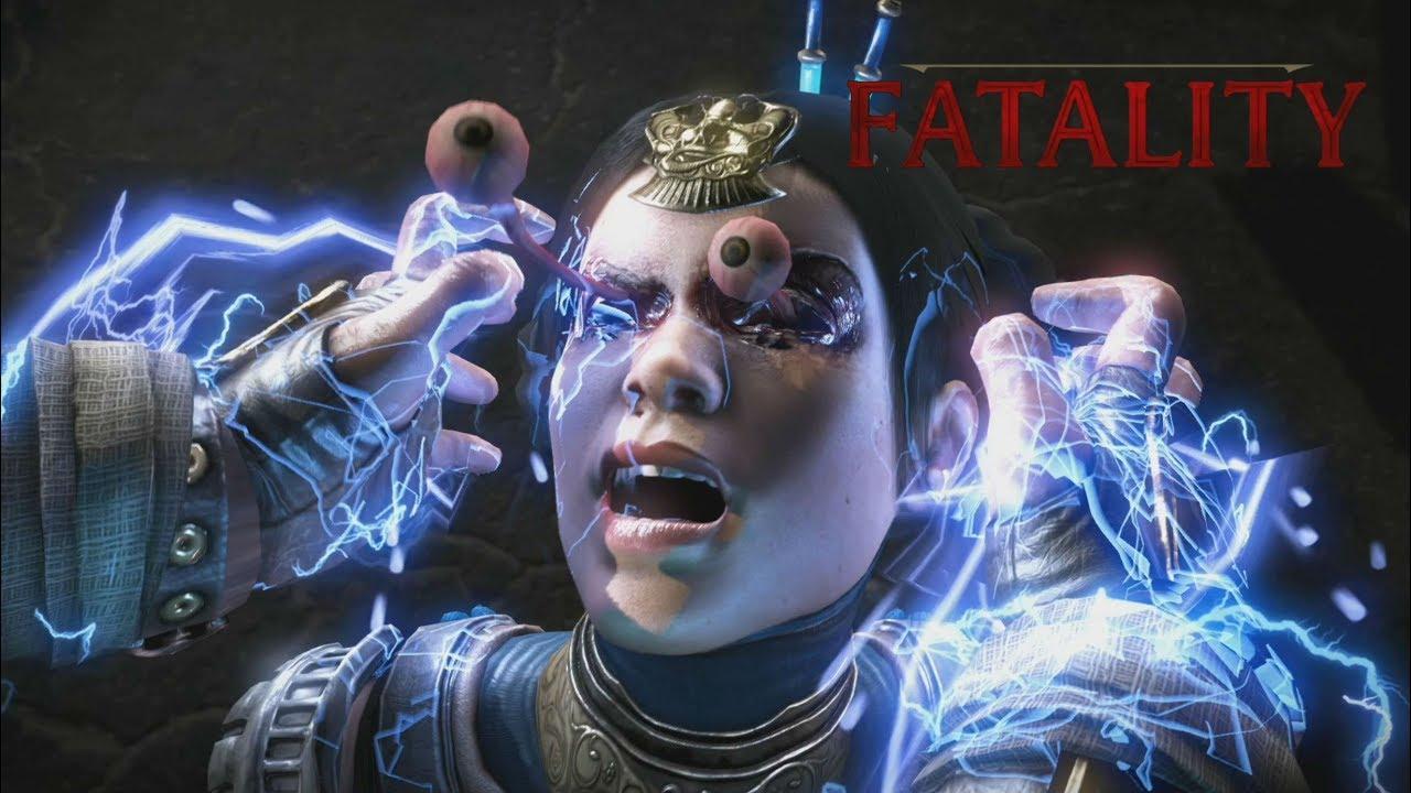 Mortal Kombat XL - Todos los Fatality de los personajes + DLC ...