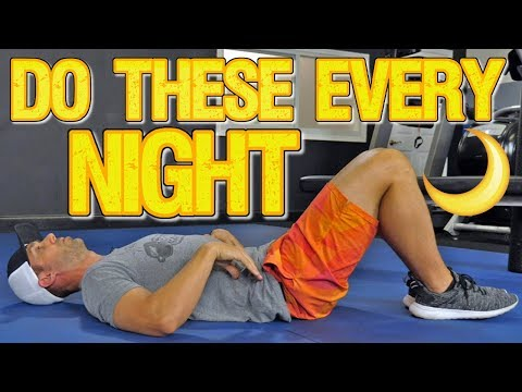 5 Movements To Do EVERY Night! ��