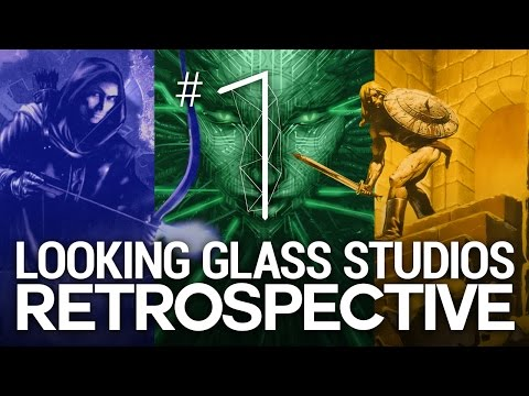 Looking Glass Studios Retrospective 1/3 (Origin Systems, Ult