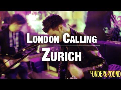Zurich (UK 英國) - Chemical - Hong Kong live Music