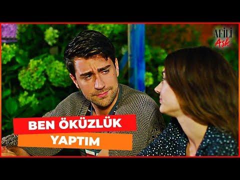 Ayşe ve Kerem Dertleşiyor - Afili Aşk 13. Bölüm
