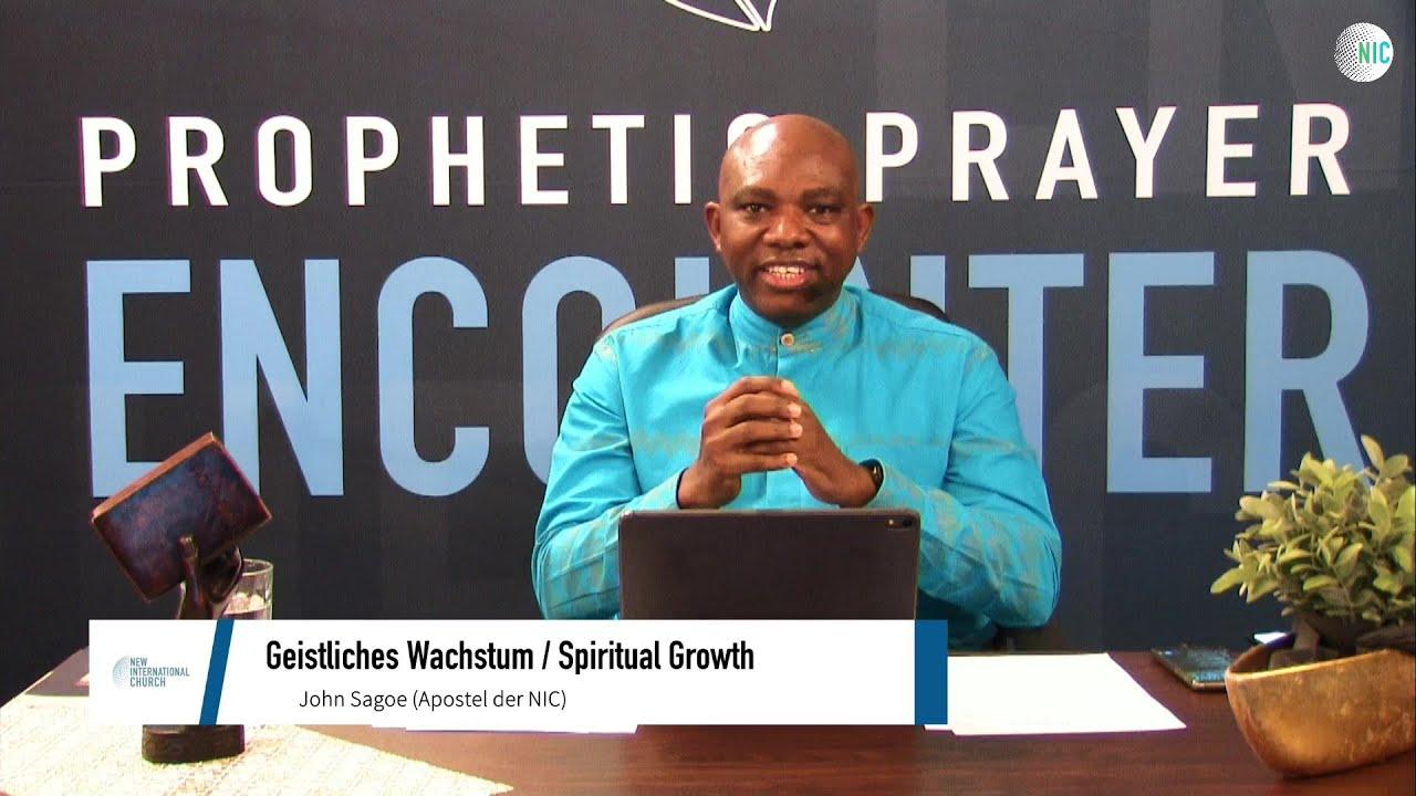 Geistliches Wachstum