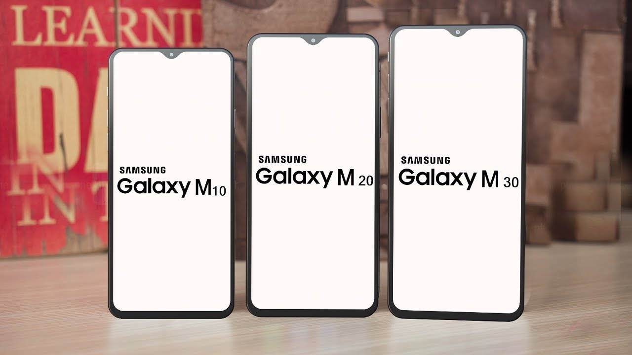 Samsung Galaxy M10 M20 M30 Get Ready Youtube