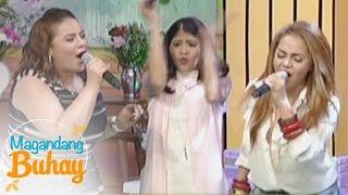 Magandang Buhay: Videoke challenge with Ethel and Boobita